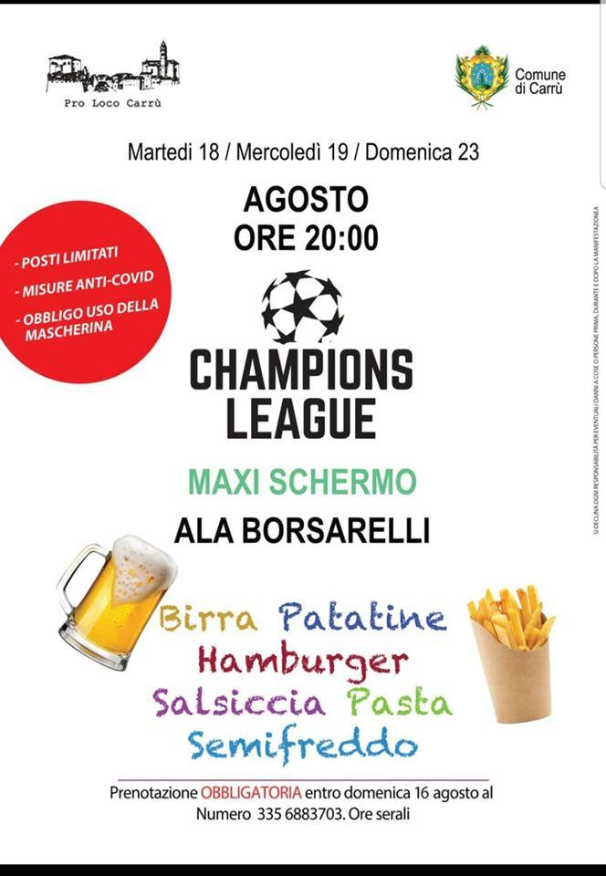Serate Champions League